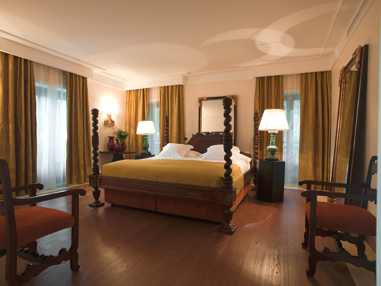 Casta Diva Resort & SPA / Lake Como 4