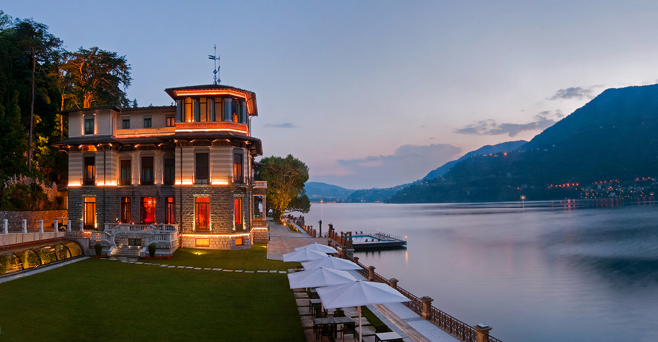 Casta Diva Resort & SPA / Lake Como 3