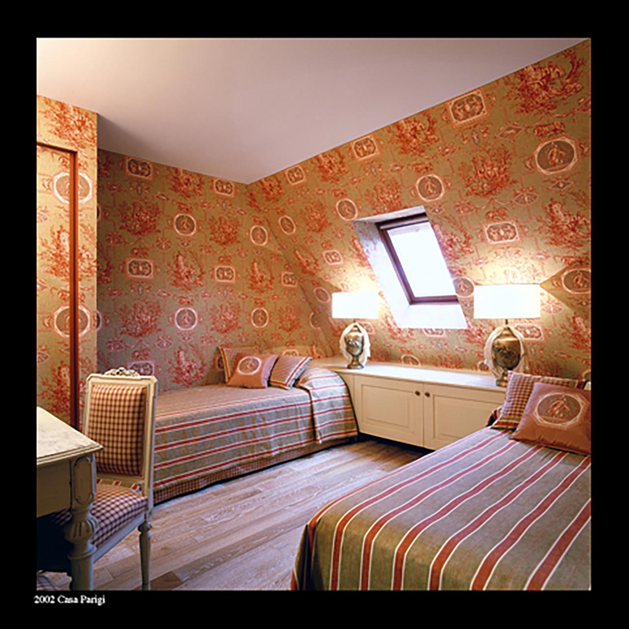 Pied a Terre Apartment / Paris 8