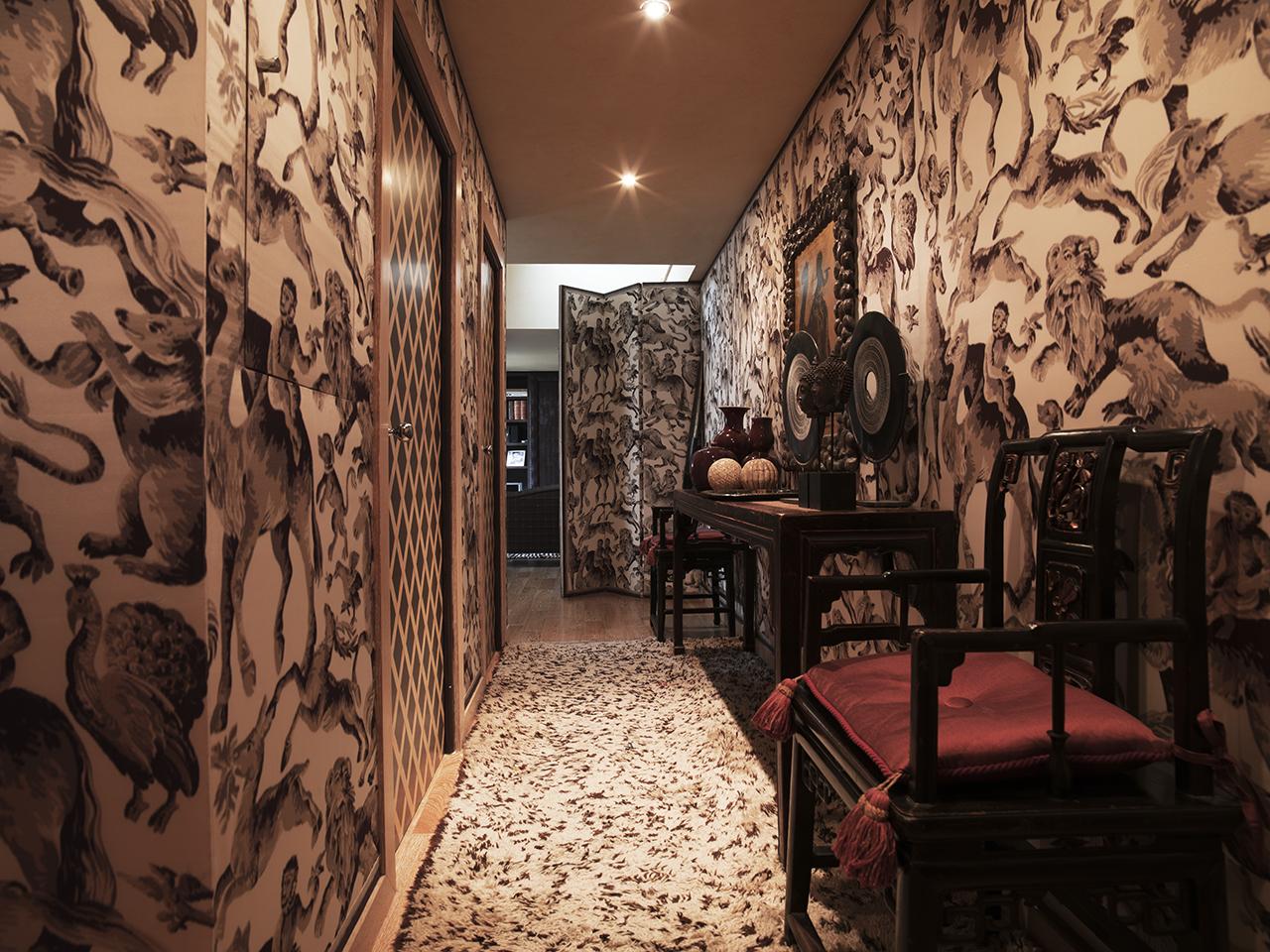 Pied a Terre Apartment / Paris 9