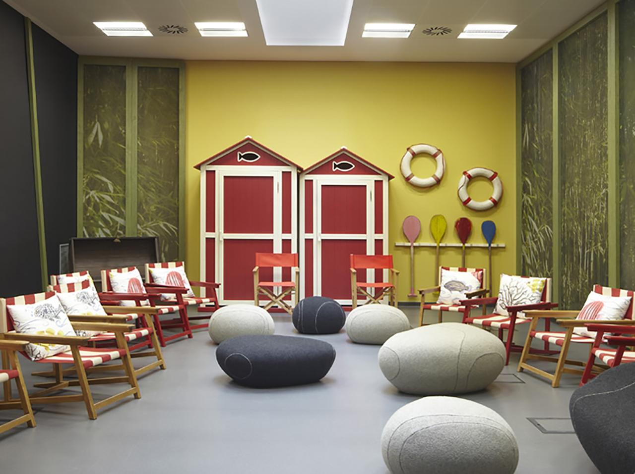 Learning Center, Vodafone Village / Milano 1
