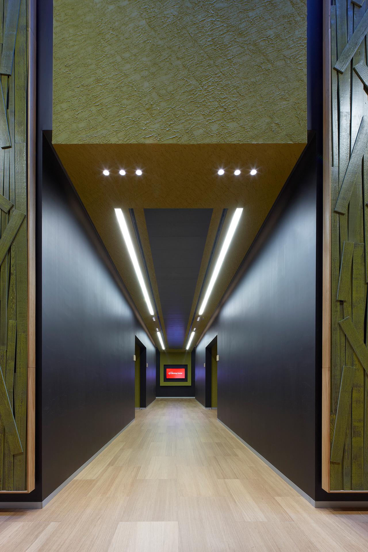 Learning Center, Vodafone HQ / Milan 4