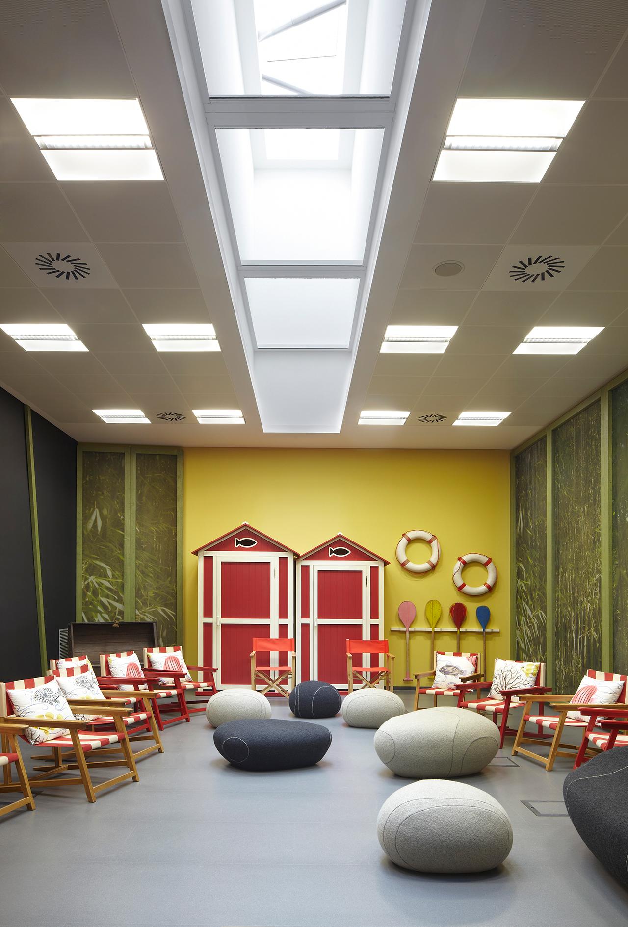 Learning Center, Vodafone Village / Milano 5