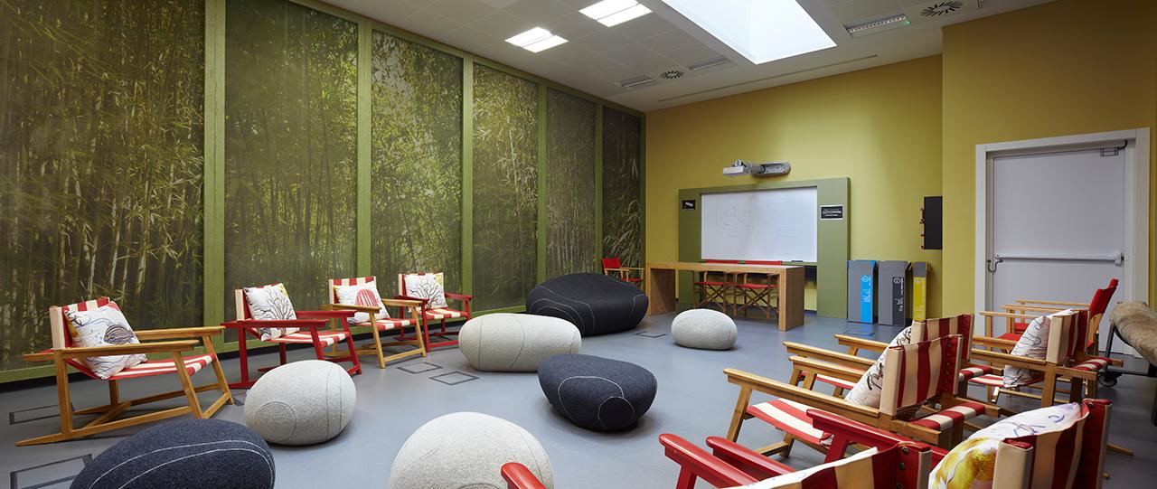 Learning Center, Vodafone Village / Milano 6