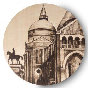 Sottopiatto - L'Italia di Cometa - Padova - Contrada Degli Artigiani