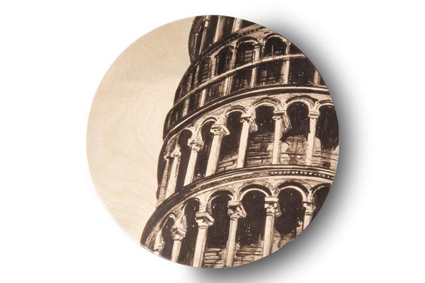 Sottopiatto - L'Italia di Cometa - Pisa - Contrada Degli Artigiani