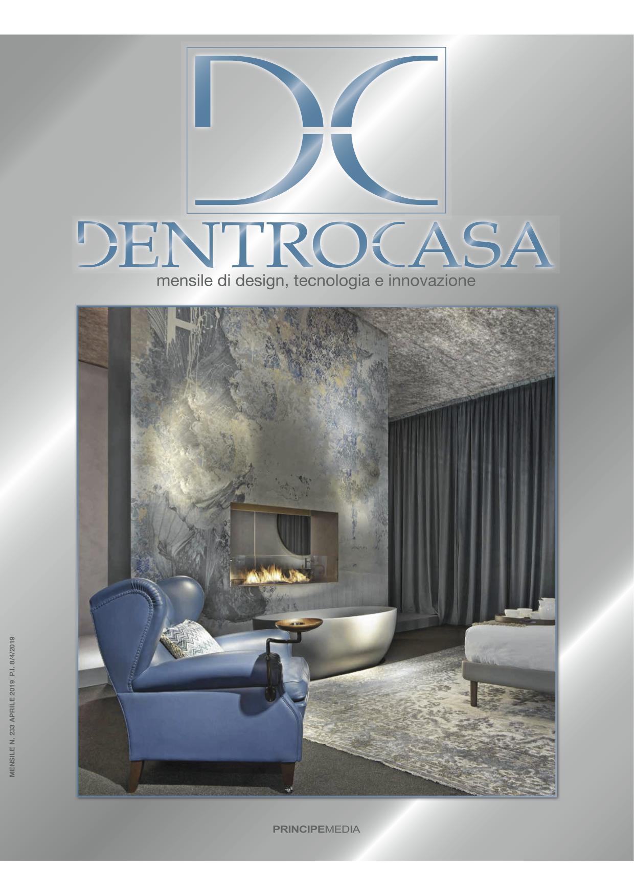 DentroCasa, Aprile 2019 1