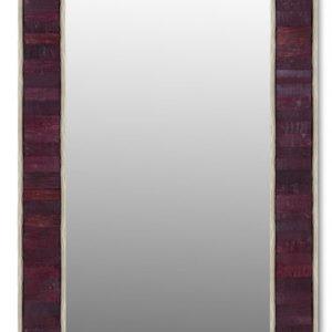 Specchio - Federica - Contrada Degli Artigiani