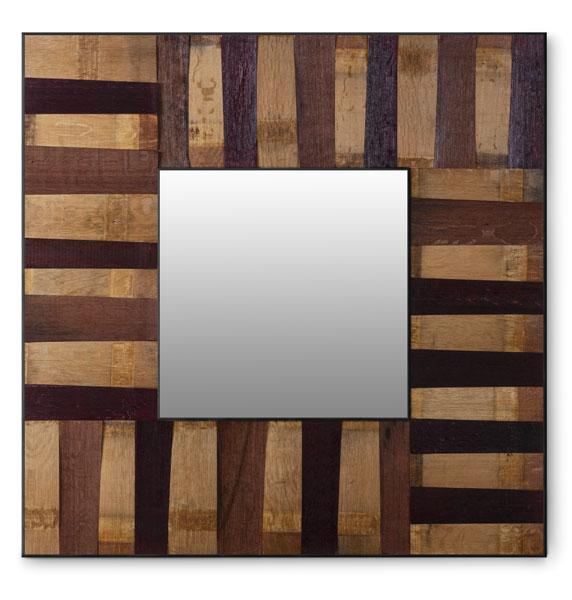 Specchio - Riccardo - Contrada Degli Artigiani