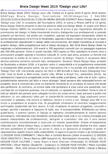 Gdapress.it - Aprile 2019 - Contrada Degli Artigiani