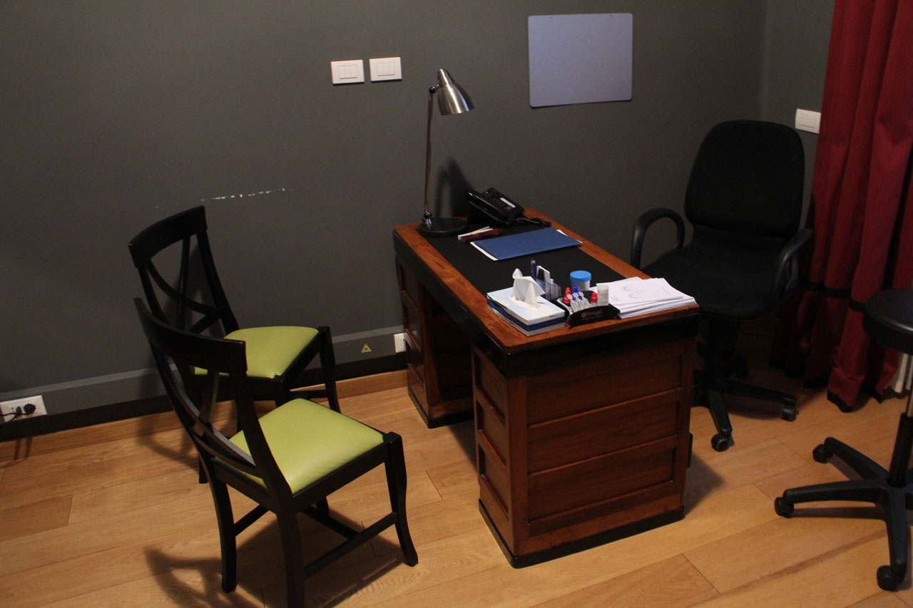 Studio Medico / Como 39