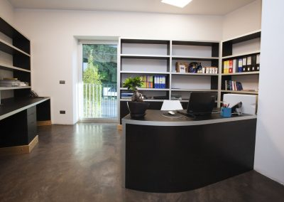 School Office / Como