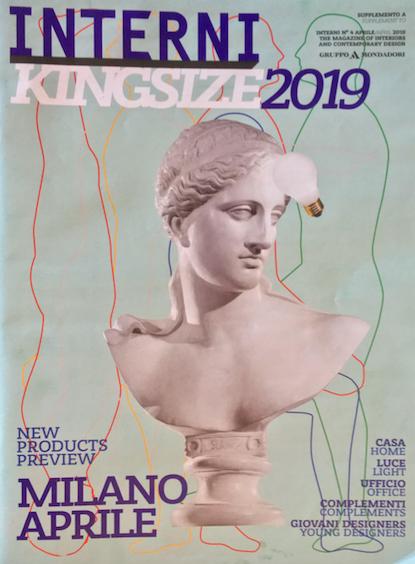 Interni Kingsize, Aprile 2019 1
