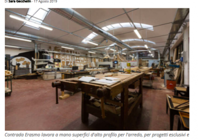 CasaStileWeb.it Italia Agosto 2019 - Contrada Degli Artigiani