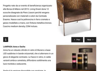 CasaStileWeb.it Italia - Agosto 2019 - Contrada Degli Artigiani