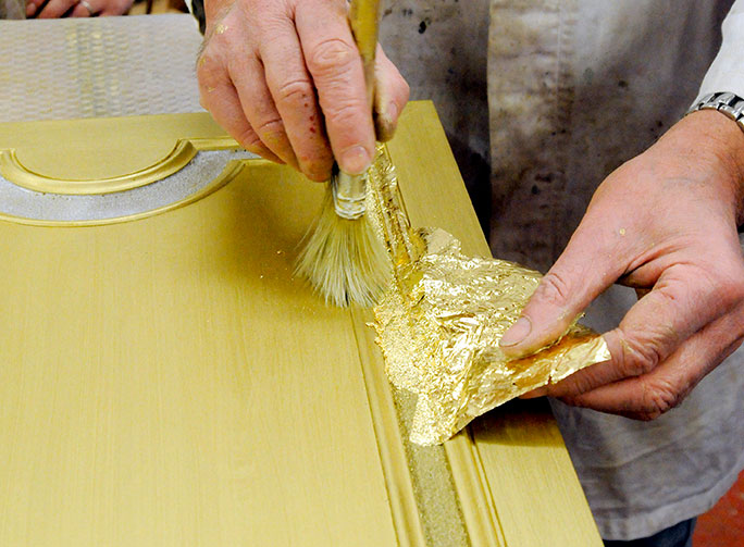 Restauro e Decorazione - Contrada Degli Artigiani
